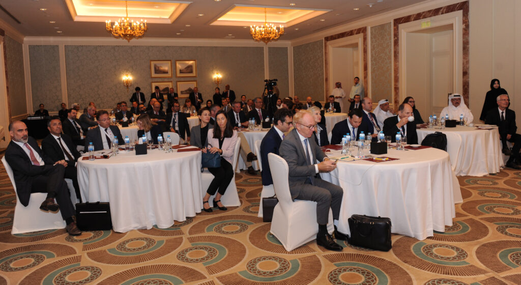 Visiting French business delegation briefed on Free Zones investments opportunities