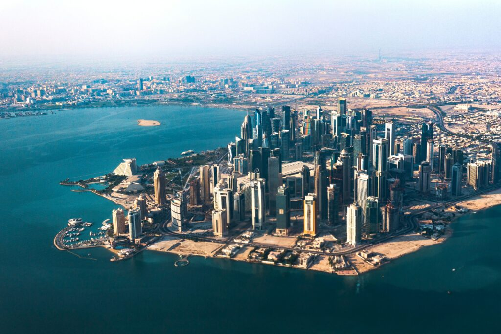 Qatar has 3 strategies for attracting foreign investment including creating Free Zones