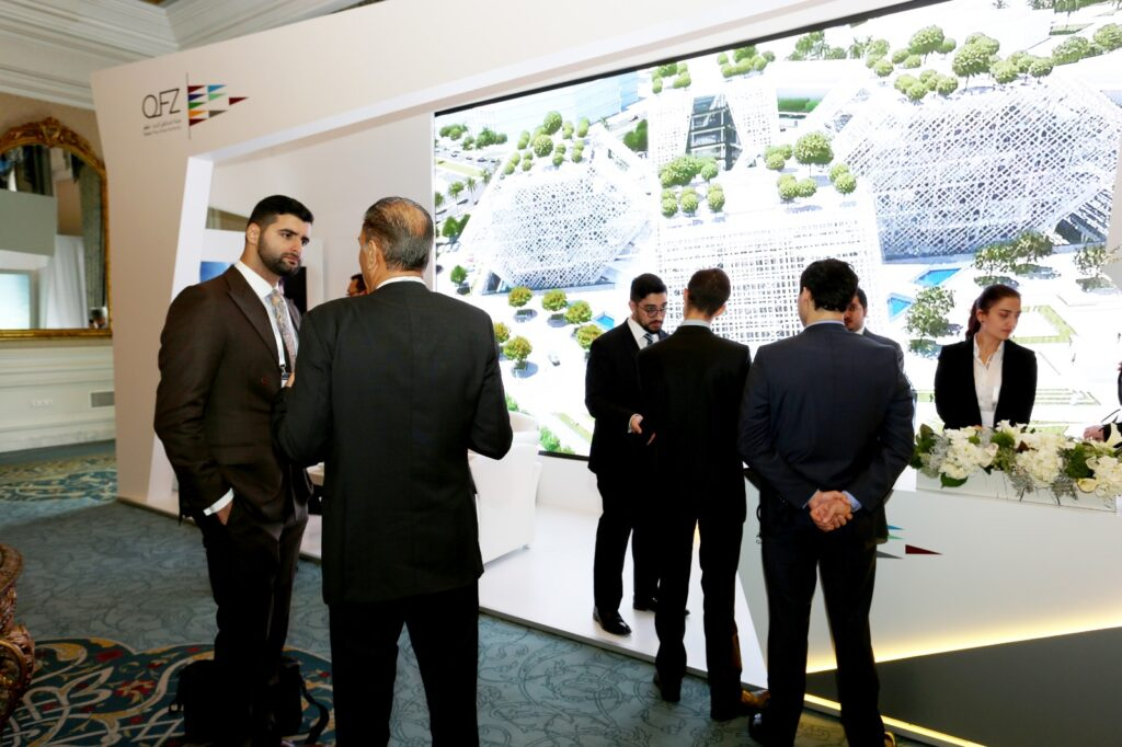 QFZ Highlights Investment Opportunities at Global Trade Summit in Istanbul