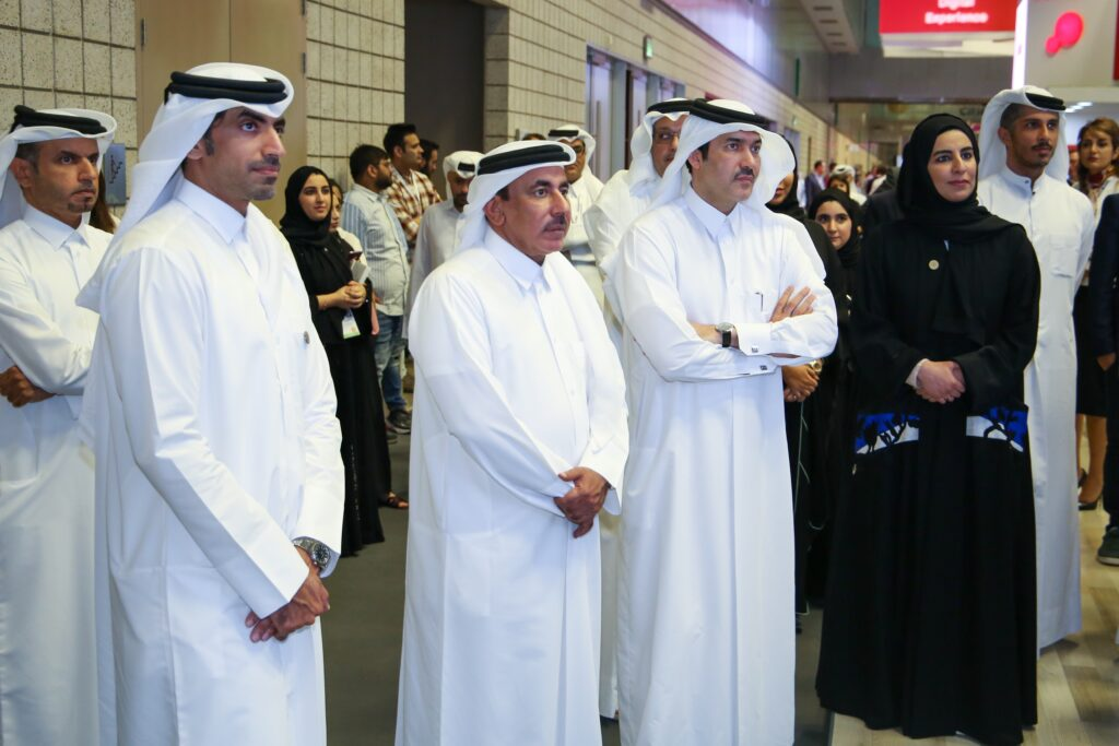 QFZA showcases smart cities solutions at QITCOM 2019