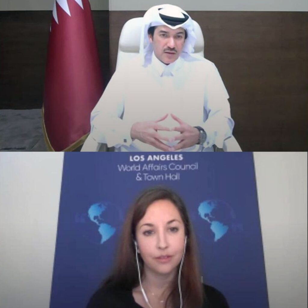 LAWAC virtual event highlights Qatar's attractive investment climate